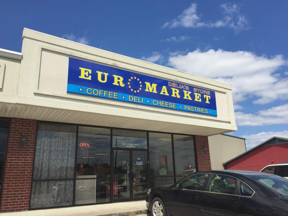 Leftovers: Olive or Twist co-owner starts catering service, Euromarket open on Coursey Boulevard _lowres