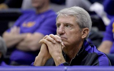 LSU AD Joe Alleva: Chances of basketball Tigers making tournament 'not very good … I'm concerned' _lowres