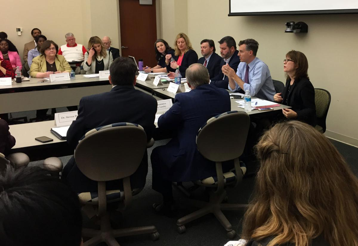 MFP meeting discusses teacher pay raises 022819