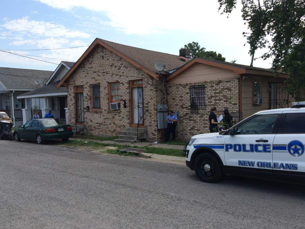 Woman killed at St. Roch home Thursday; neighbor reports hearing frequent 'physical fights' _lowres