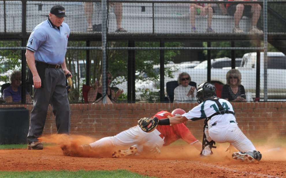 St. Michael rallies in sixth to beat Plaquemine _lowres