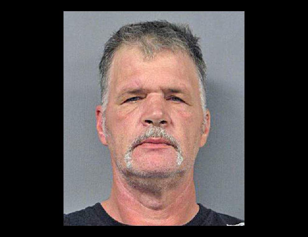 Former cab driver accused of raping girl for years in Plaquemines Parish _lowres