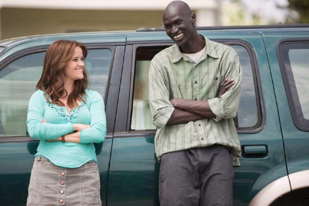 Review: 'Good Lie' comedy act undermines tale _lowres