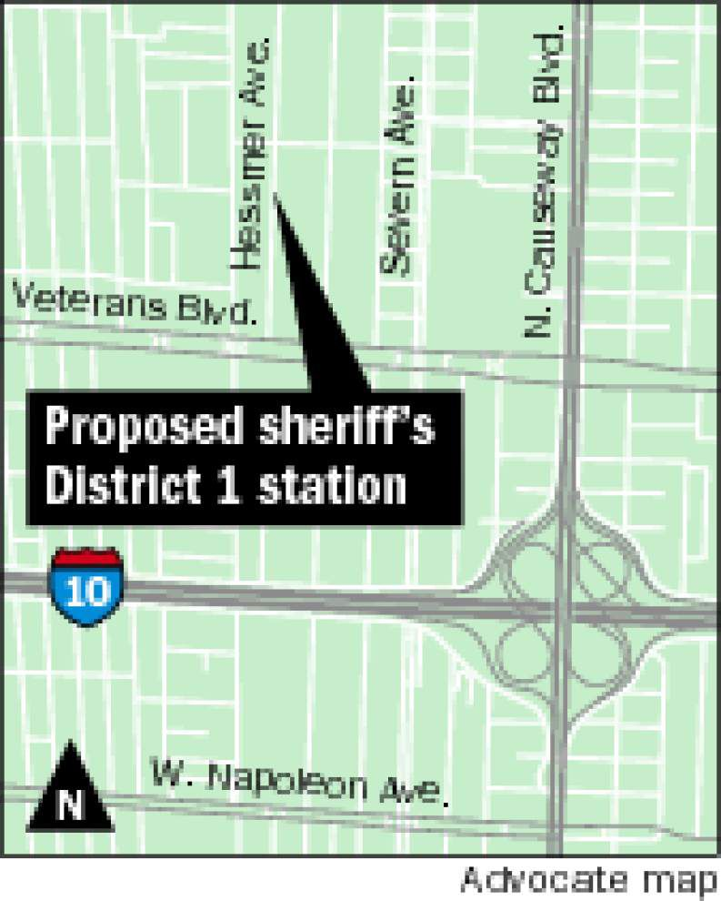 JPSO joins Fat City revitalization with plans for new station _lowres