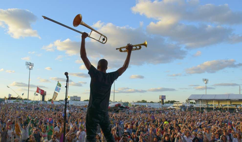 Trombone Shorty: 'I wanted to see if I could save some kids' lives through music'; New Orleans musician builds a foundation, writes books for youths _lowres (copy)