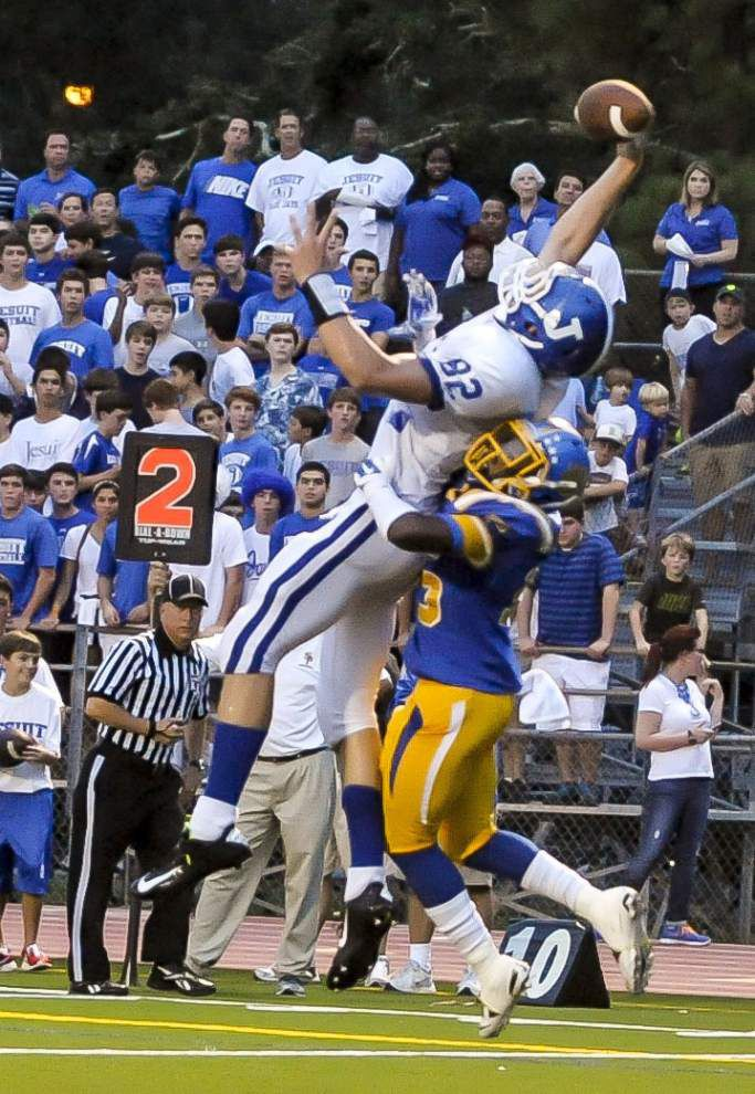 Walker: Christmas comes on signing day as Jesuit's Foster Moreau lands at LSU _lowres