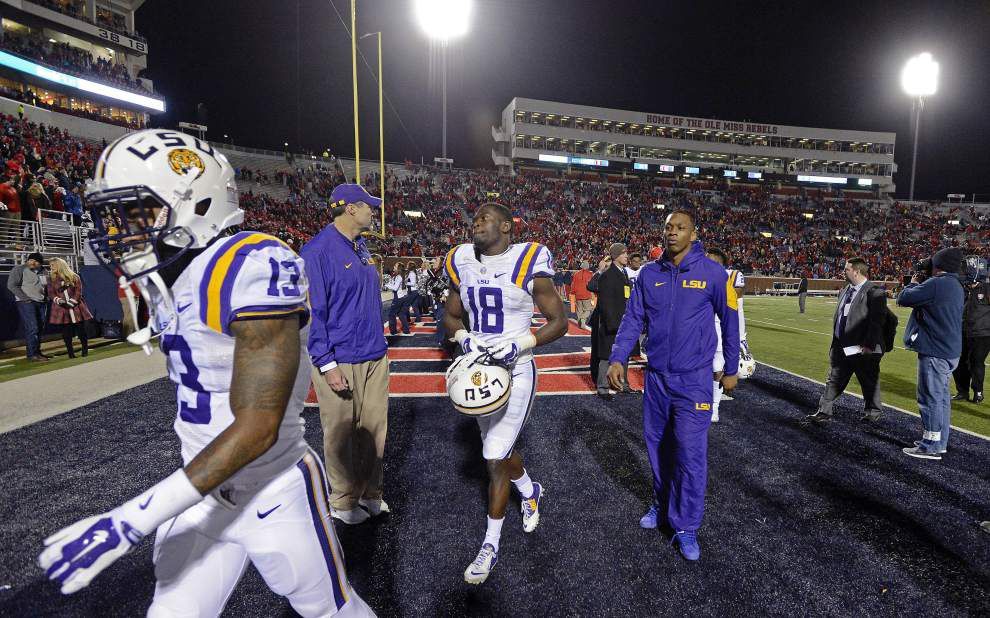 LSU football Q&A: Searching for ball-catching tight end, THE go-to receiver, defensive ball hawk, much more _lowres
