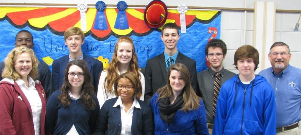 Club READ members elected as state teen library officers _lowres