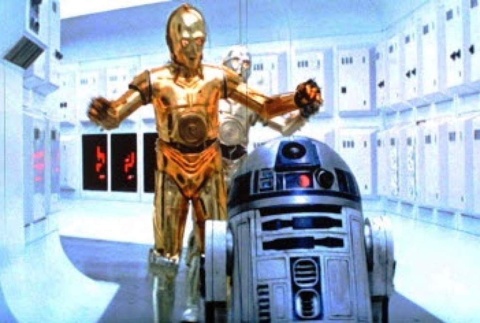 New 'Star Wars' set 30 years after 'Jedi' _lowres
