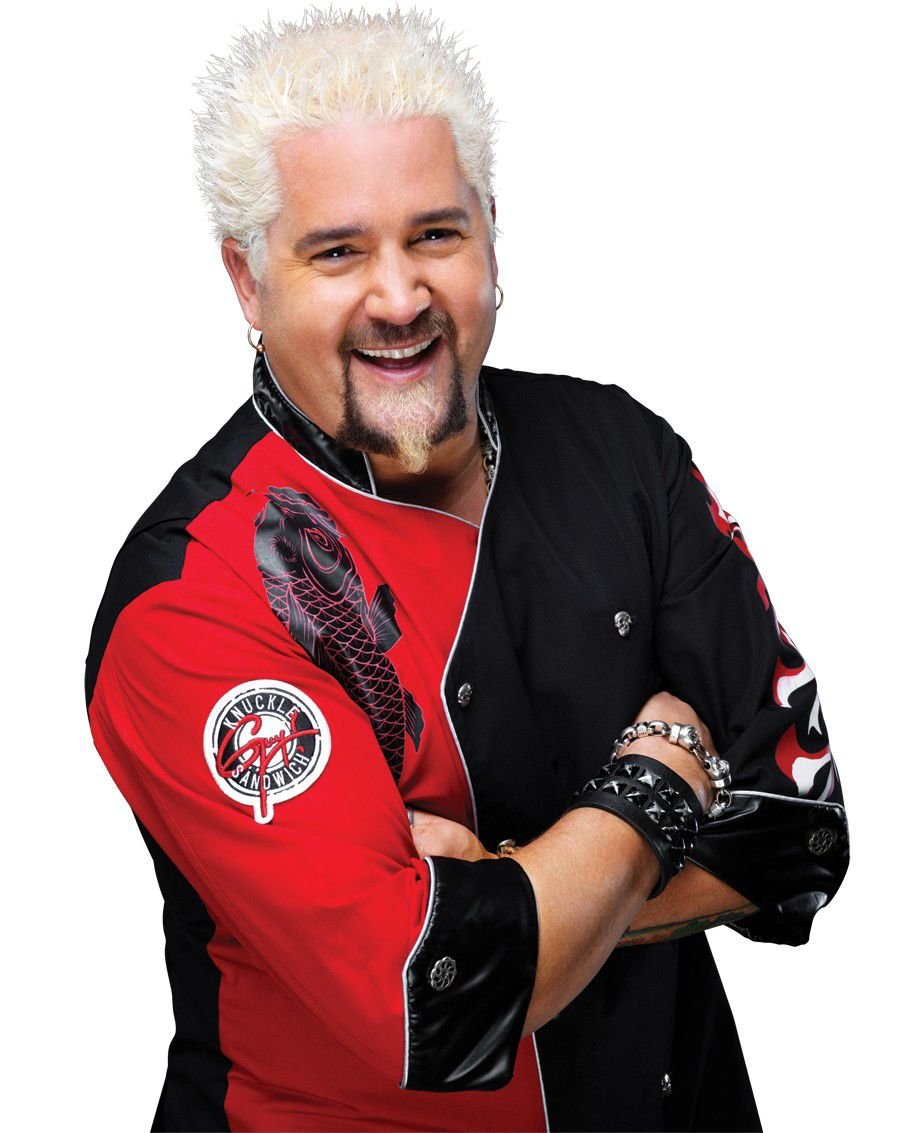 Guy Fieri and Cowboy Mouth host free show at Tipitina's_lowres
