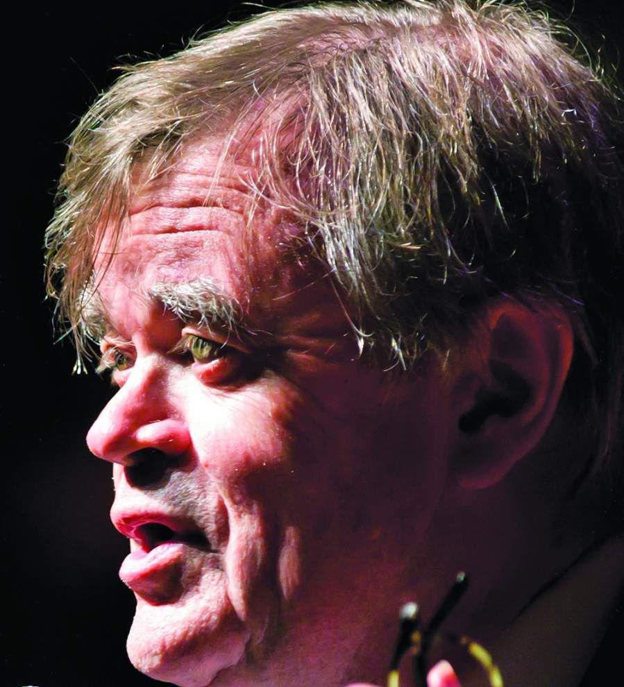 Garrison Keillor returns to N.O. to read from new book _lowres