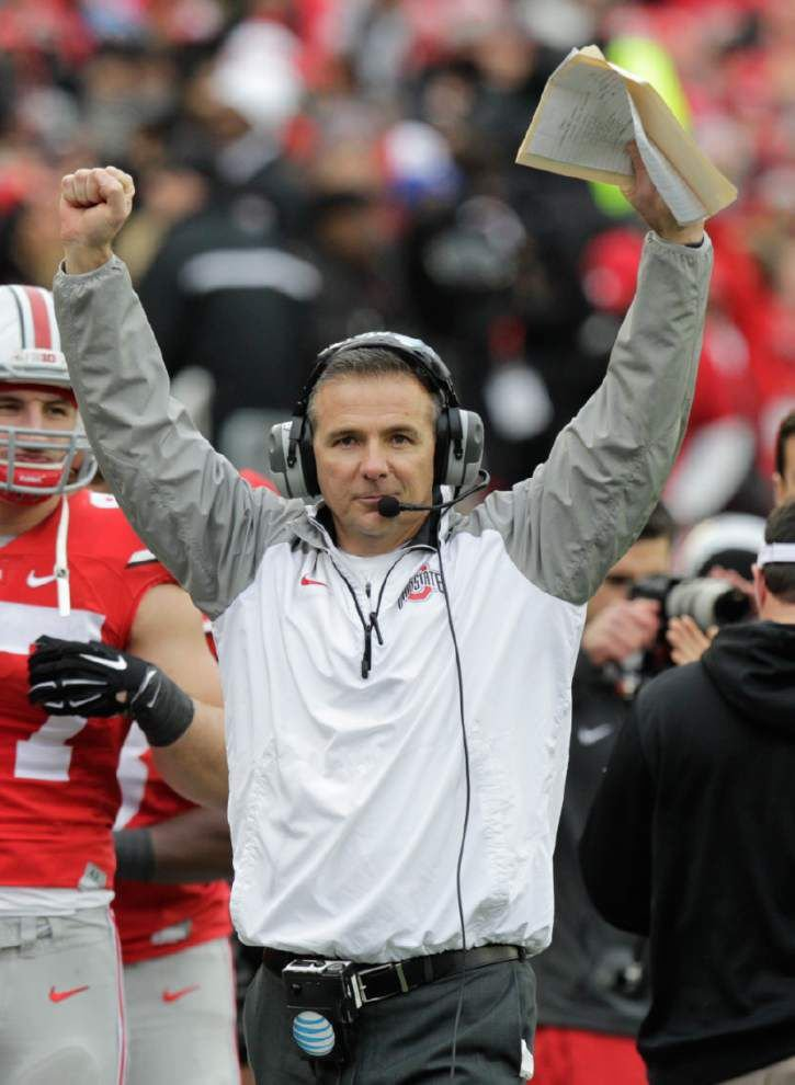 How will committee look at Ohio State after Barrett injury? _lowres