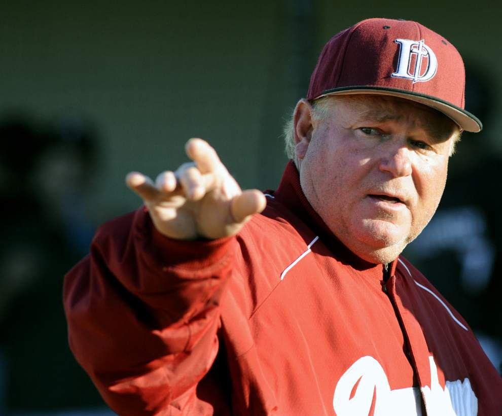 Dunham's Joey Thibodeaux resigns; Scott Allen steps aside as Plaquemine baseball coach _lowres