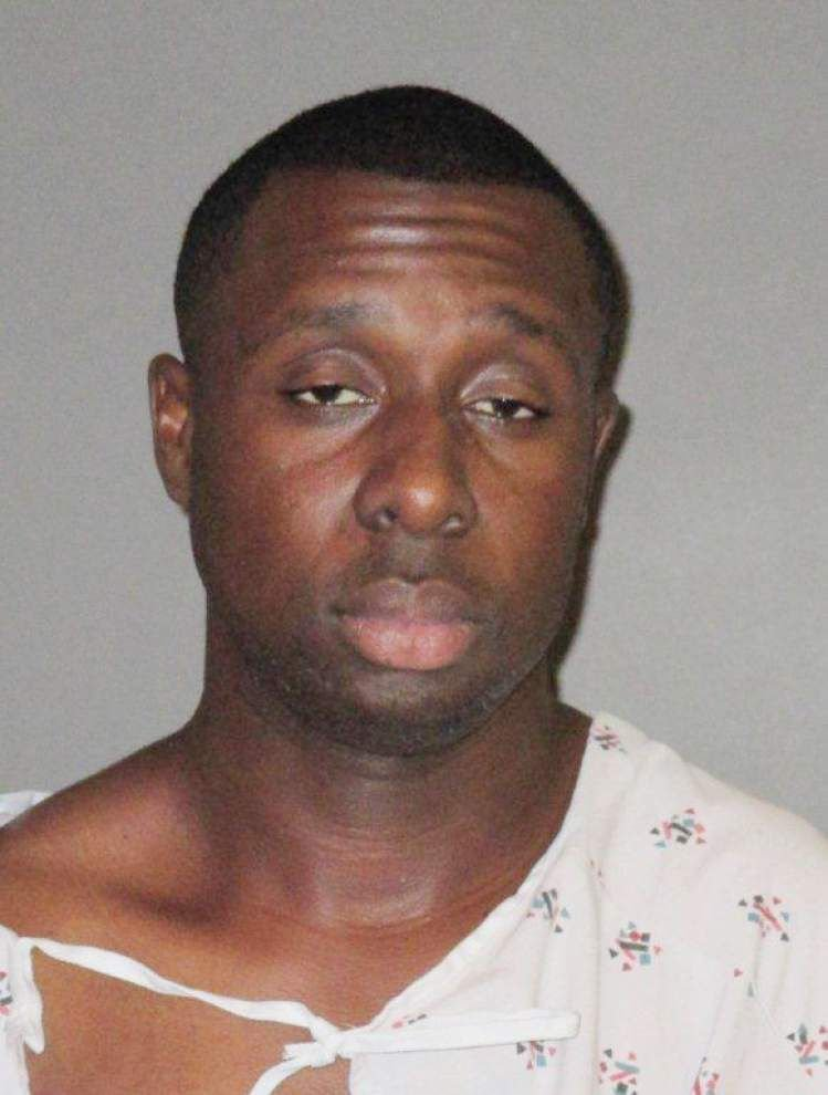 Police: Man shoves 3-year-old, punches woman, arrested second time for domestic abuse _lowres