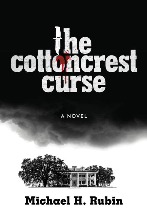 BR lawyer Rubin debuts his first novel, 'Cottoncrest Curse' _lowres