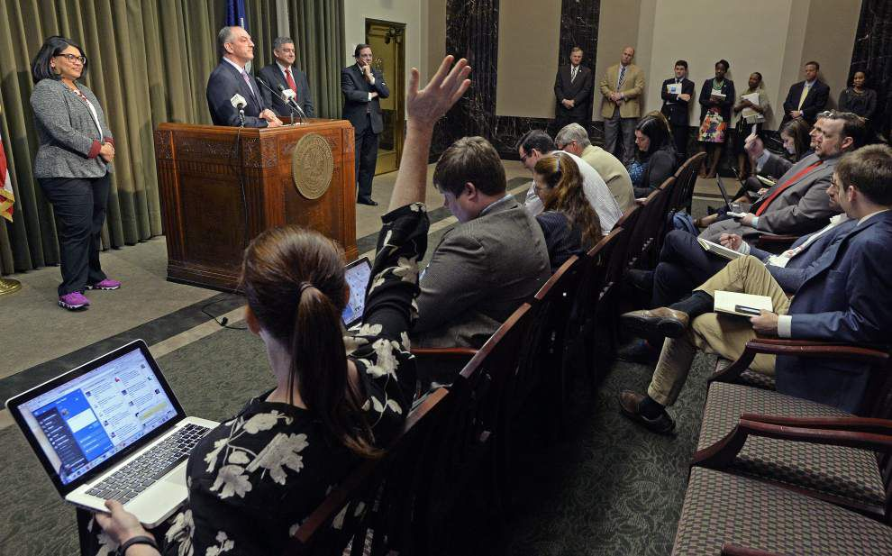 As budget options dwindle, Louisiana legislators look at another increase in sales taxes _lowres