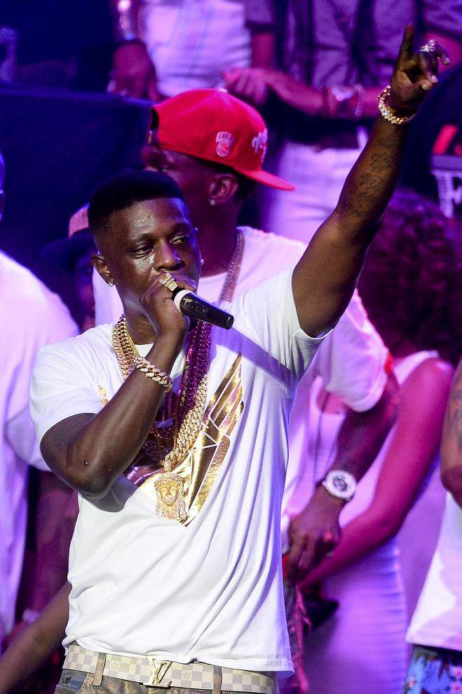 Alex Rawls: Country in the city, Lil' Boosie _lowres