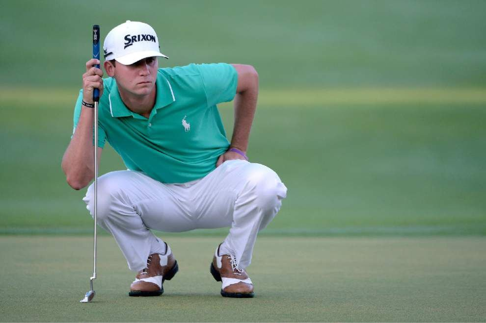 Invitation to Masters fulfills Smylie Kaufman's lifelong dream _lowres