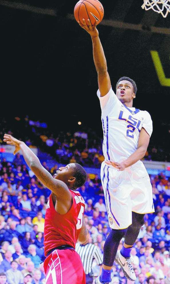 Breaking down LSU's SEC tournament possibilities ahead of Saturday's regular-season finale at Kentucky _lowres
