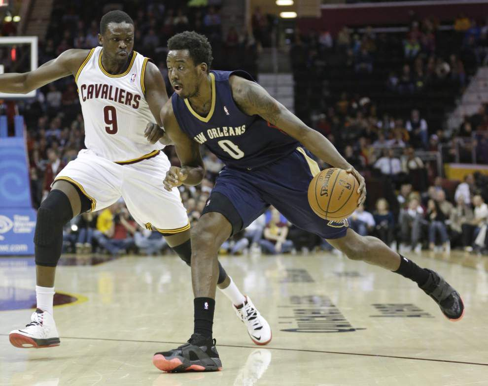 Without Davis, Pelicans fall to Timberwolves 88-77 _lowres