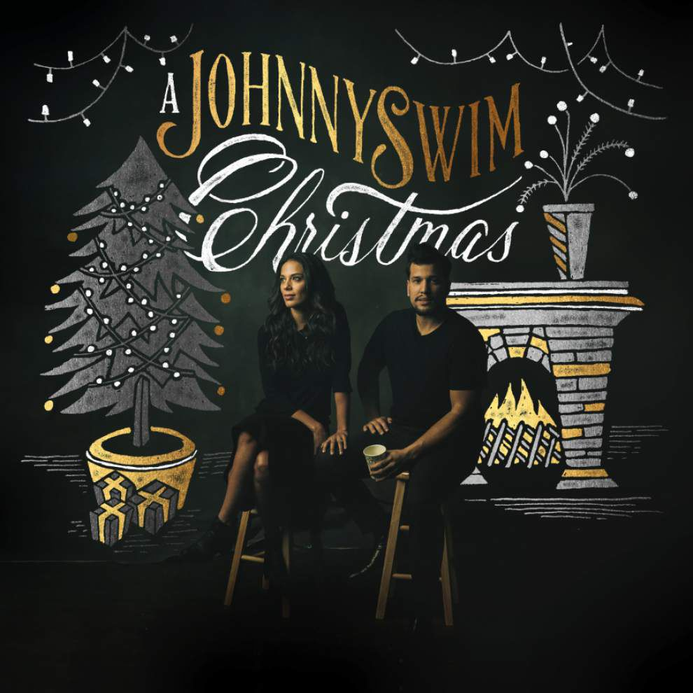 Johnnyswim's holiday album is a special moment for fans _lowres