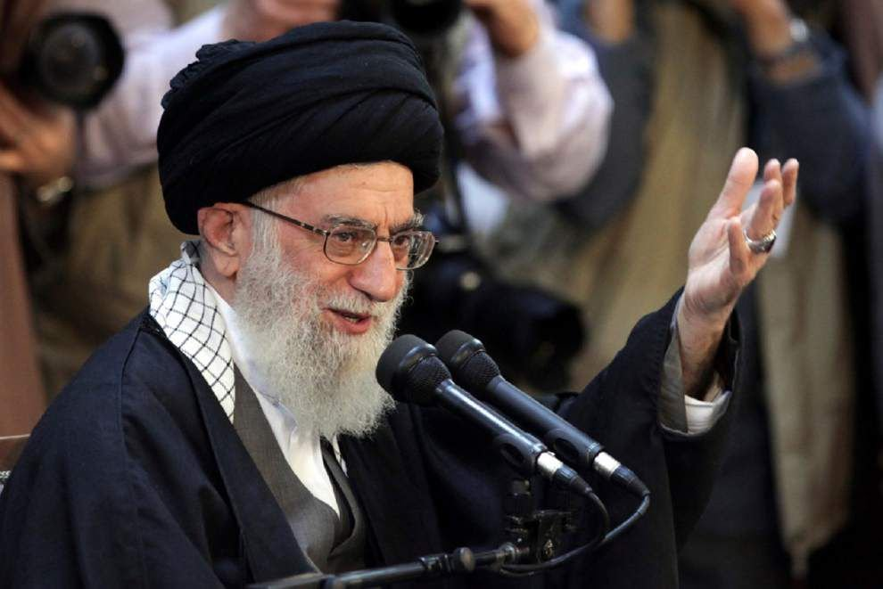 Iran leader: Improved economy can fight sanctions _lowres