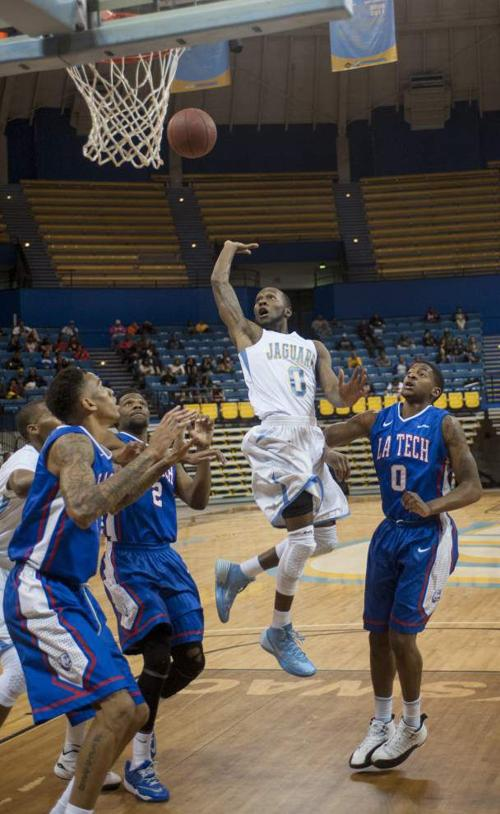 Southern men face LSU-Alexandria _lowres