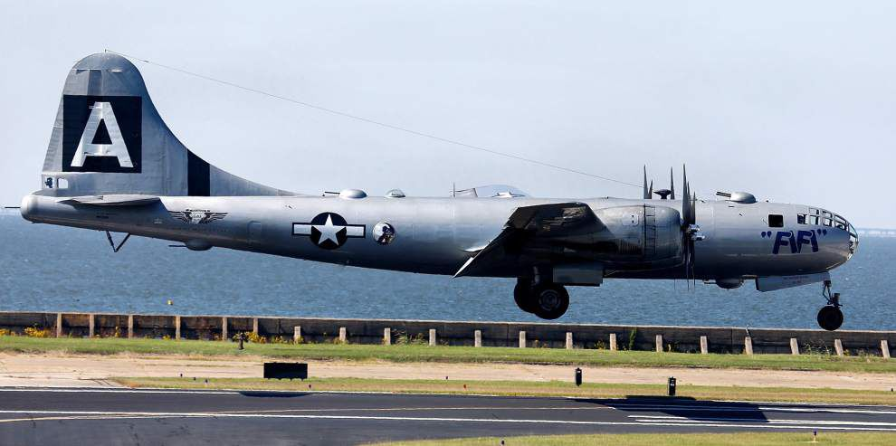 Historic planes on display at Lakefront Airport this weekend _lowres