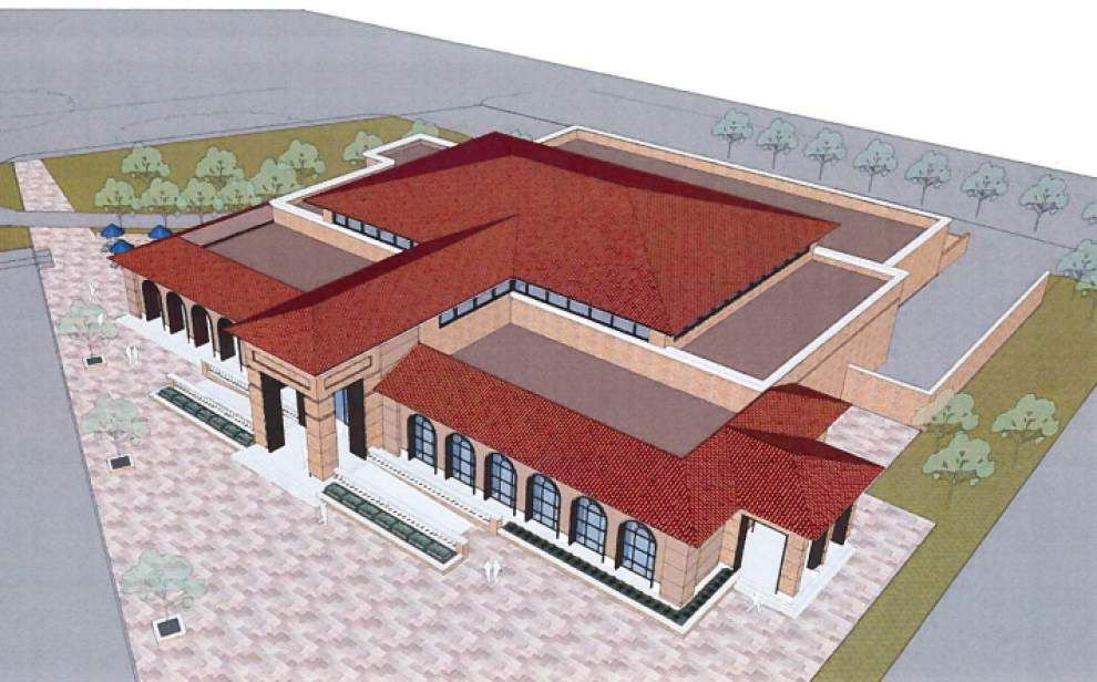 LSU to build $12 million nutrition center for its athletes _lowres
