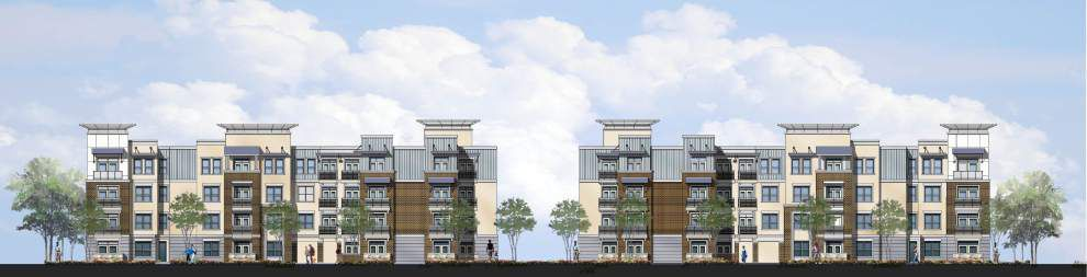 Developer constructing River House apartment, retail, office project on Nicholson Drive, site of old Prince Murat _lowres
