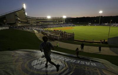 Where will the future home of the SEC baseball tournament be? Scott Rabalais breaks down the five contenders _lowres