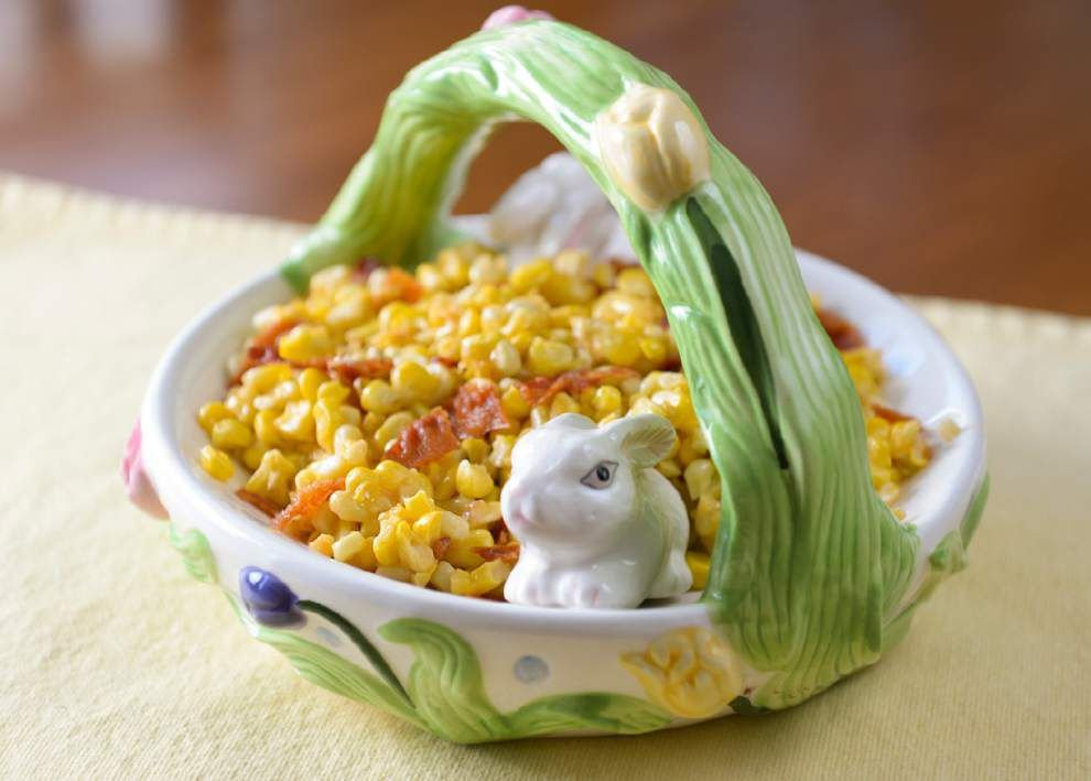 What a Crock!: Expand with new recipe with fresh corn off the cob _lowres