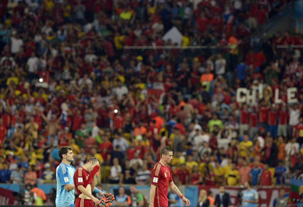 Soccer shockers plentiful so far _lowres