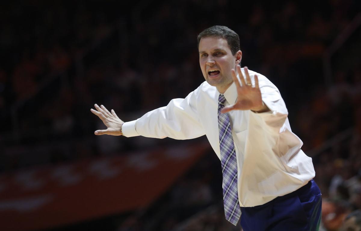 LSU Tennessee Basketball