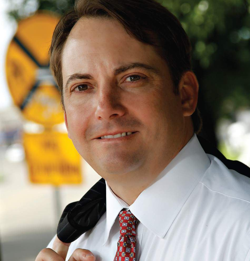 Jefferson council District 5 in Metairie has its first official candidate: Mike Thomas _lowres