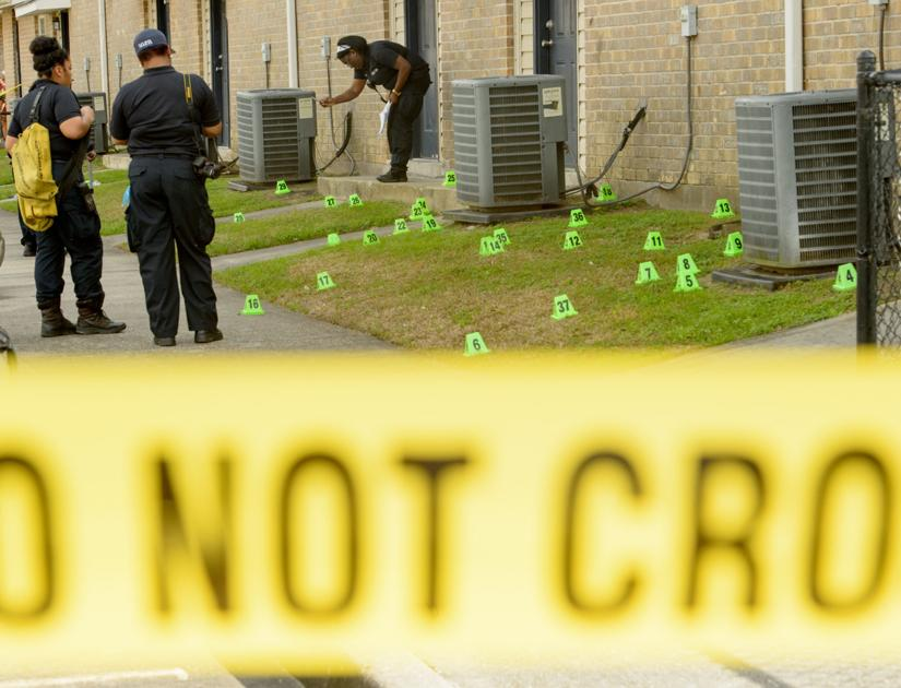 gun violence in new orleans