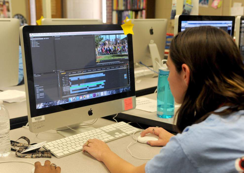 Zachary High video class grows into production company _lowres