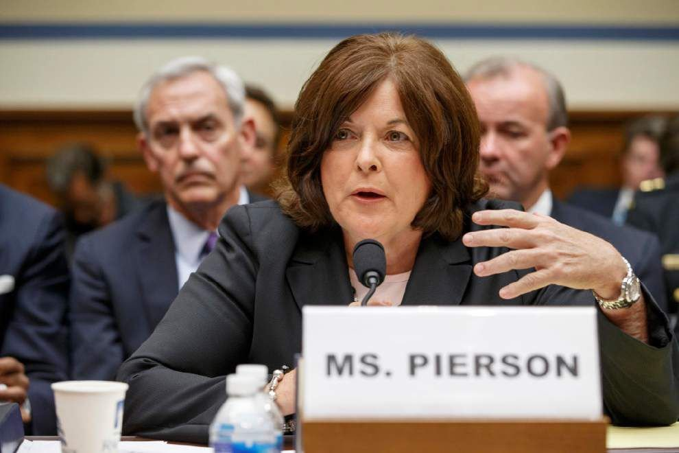 Secret Service Director Pierson resigns amid recent White House security breach _lowres