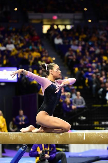 Sarah Finnegan, McKenna Kelley highlight LSU gymnastics ...