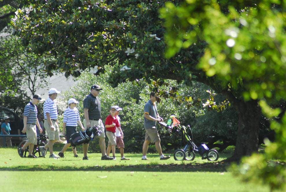 Junior League Golf teaches game, life skills for Baton Rouge children _lowres