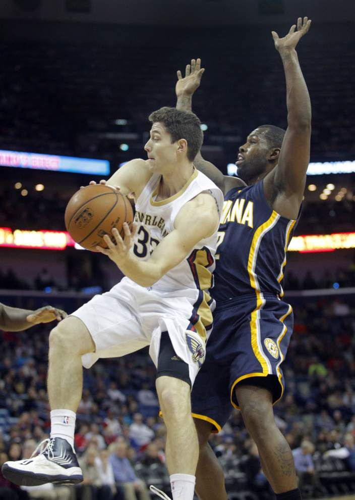Pacers pound Pelicans 106-93 _lowres