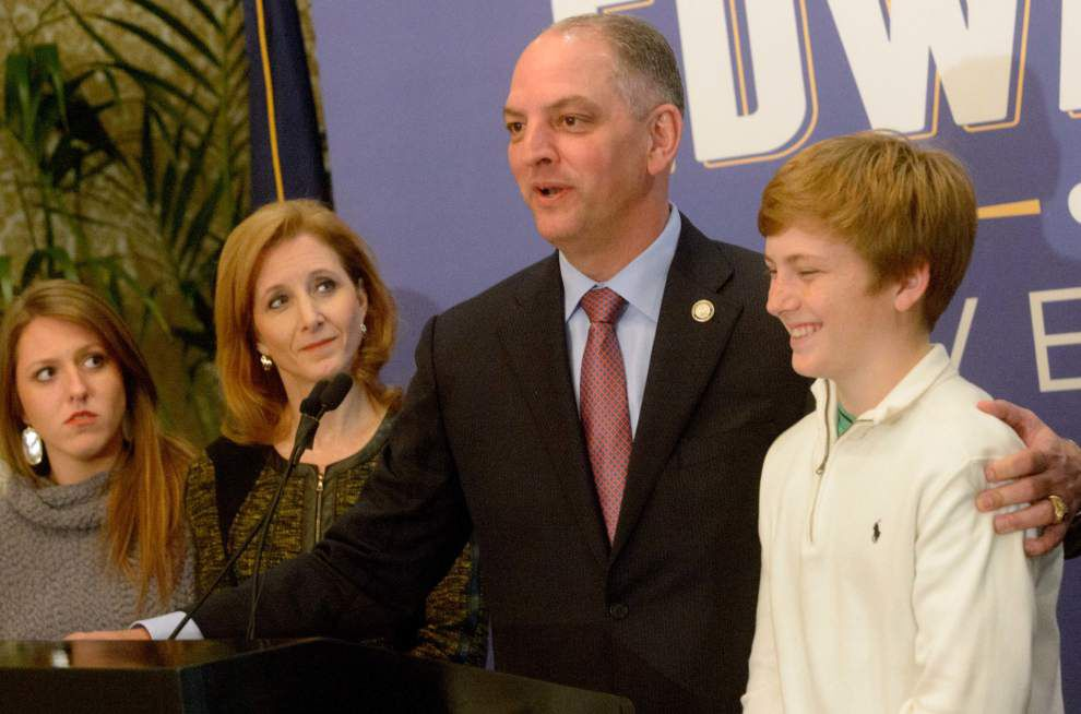 Gov.-elect John Bel Edwards names cabinet members to oversee prisons, hospitals _lowres
