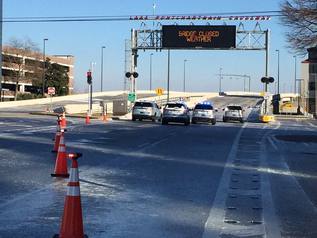 Causeway reopened big chunks of New Orleans