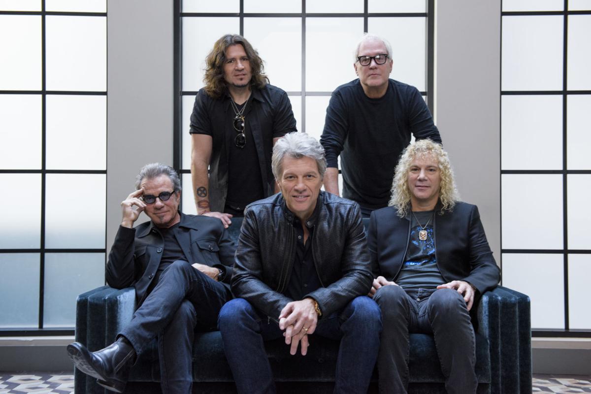 Bon Jovi Portrait Session copy for Red