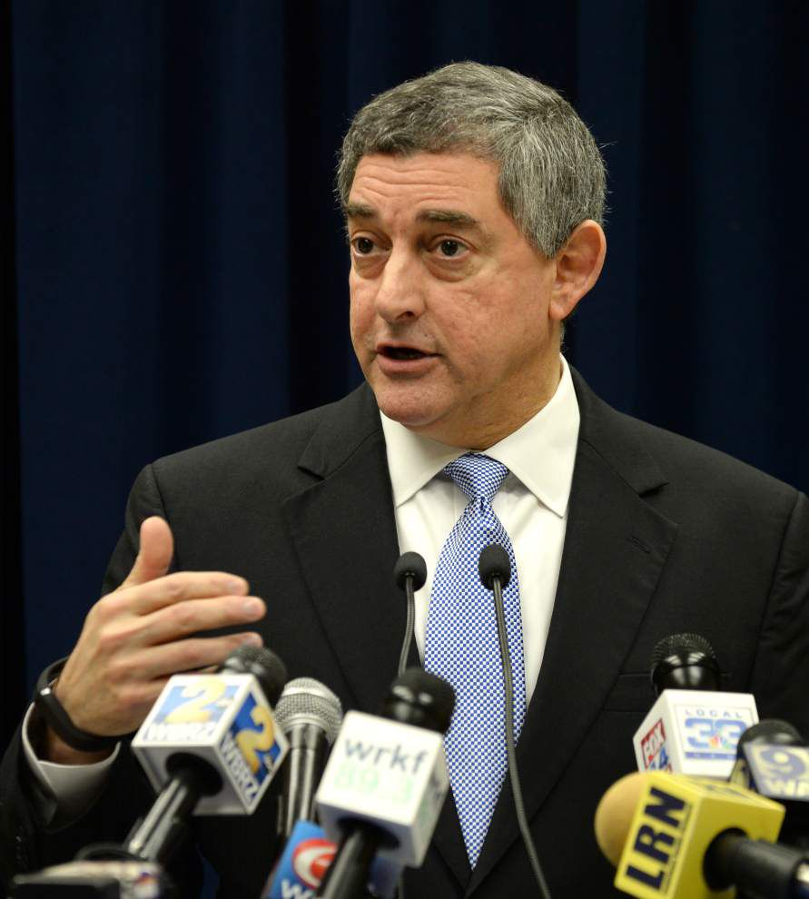 Jay Dardenne: Louisiana budget messier than previously thought; tax increases on table _lowres