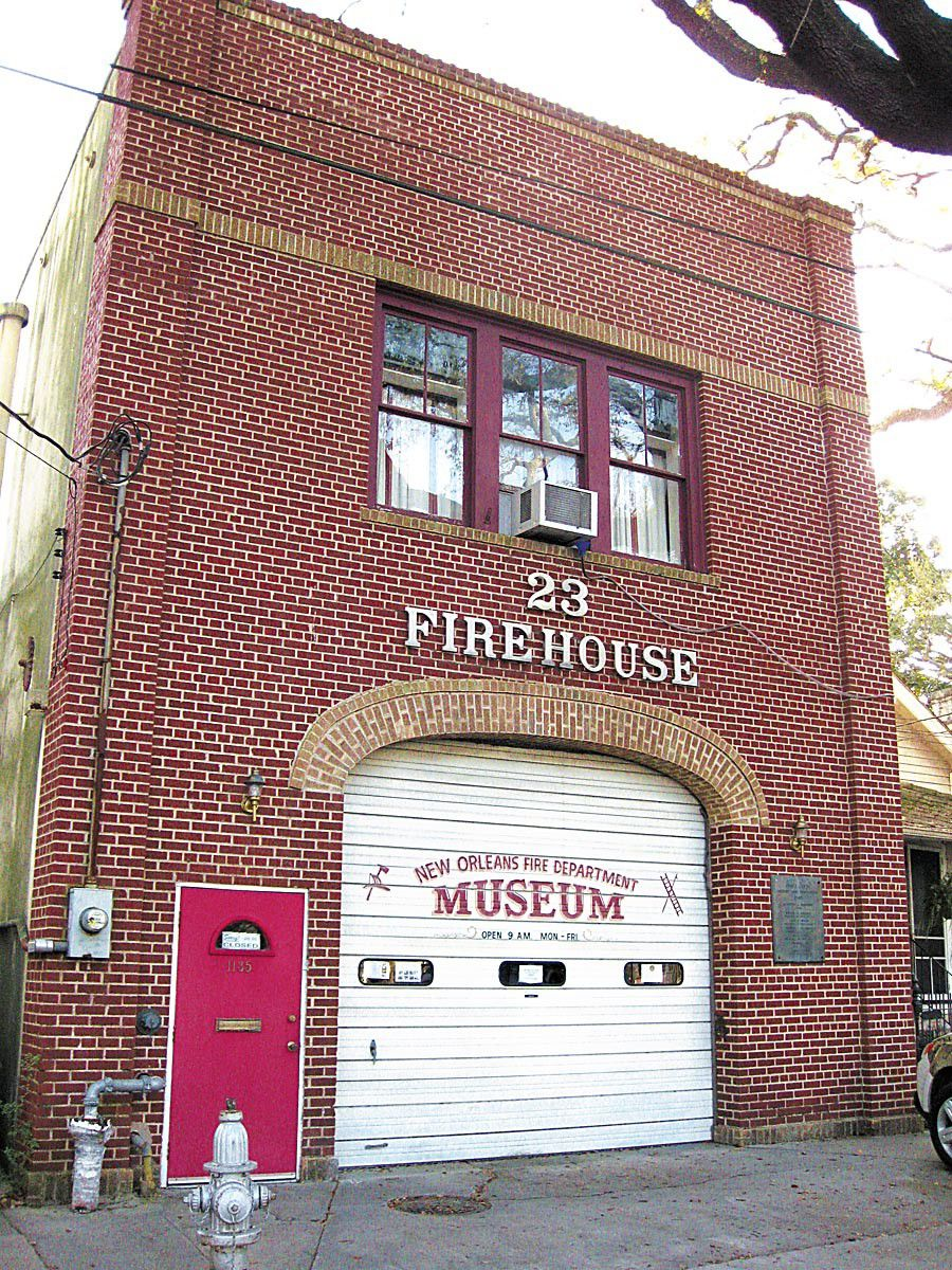 Is there a firefighting museum in New Orleans?_lowres