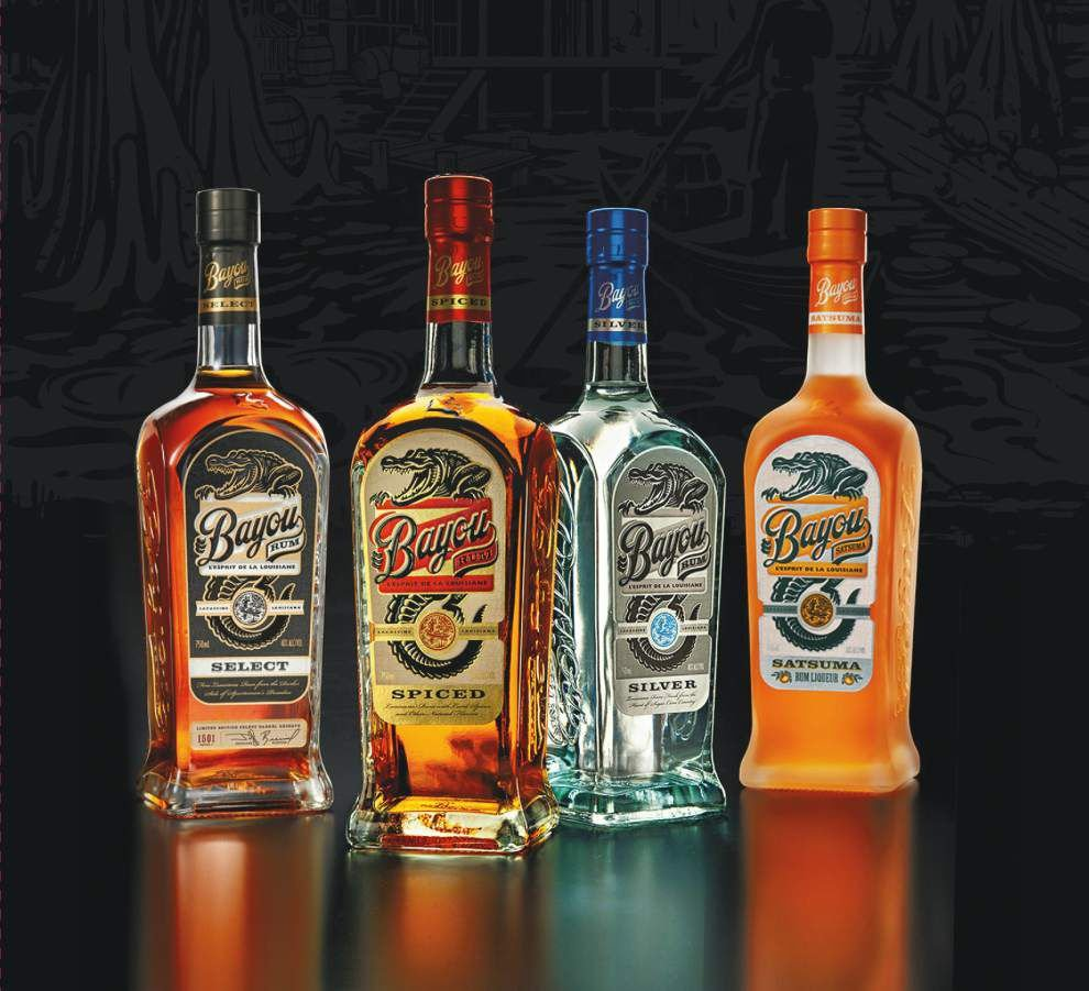 Louisiana's Bayou Rum maker signs national distribution agreement with Stoli Group _lowres