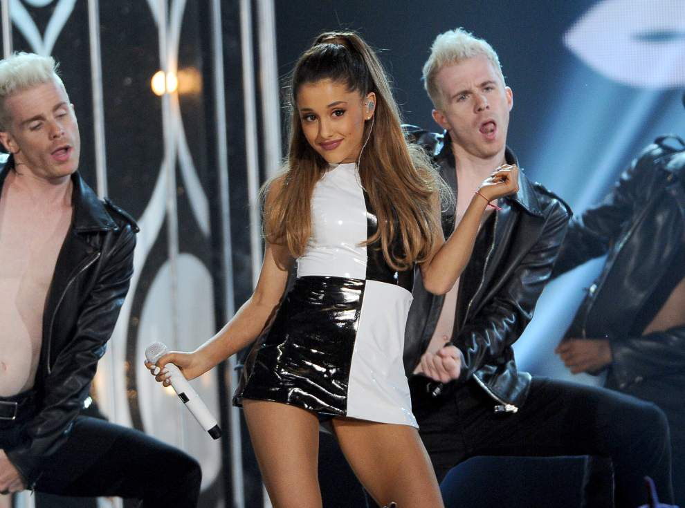 Her everything: Ariana Grande to perform in N.O. _lowres