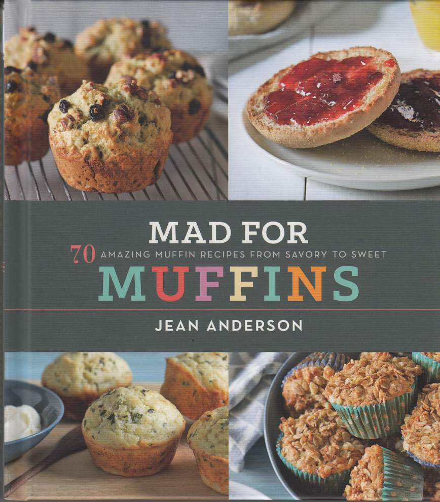 Side Dish: Foolproof muffins are this easy _lowres