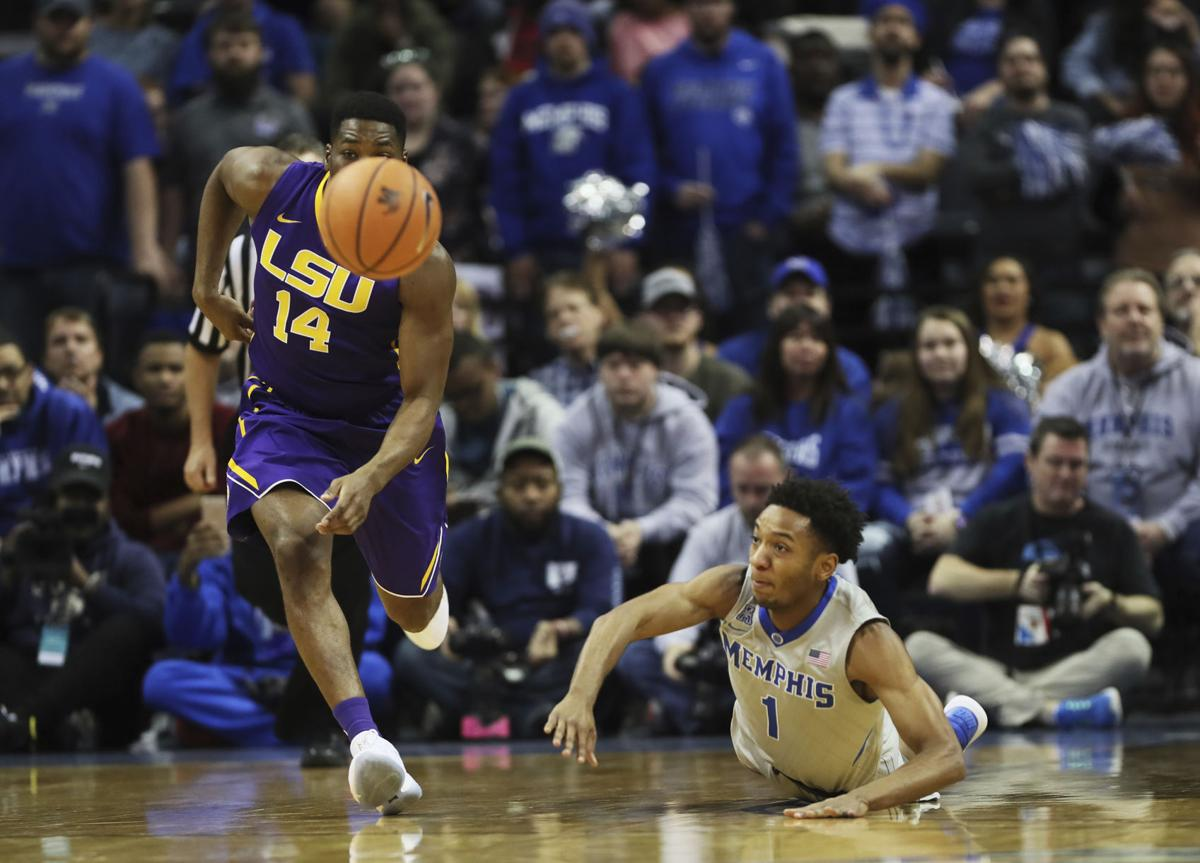 LSU Memphis Basketball